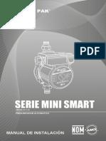 Manual Minismart 25 60