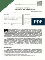 MICHEL de CERTEAU y La Operacion Historiografica