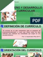 Presentación Del Currículo