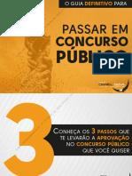 EbookGuiaDefPassarConcurso1