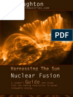 Jack Oughton - Layman's Guide to Nuclear Fusion V1