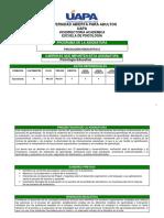 Programa Psicología Educativa II