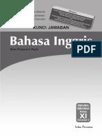 Xib Bahasa Inggris