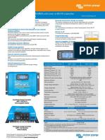 Datasheet SmartSolar Charge Controller MPPT 150 85 & 150 100 En