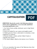 Capitalization and Punctuation Exercises.pptx