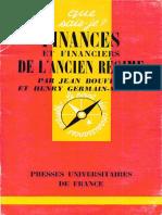 Finances et financiers de l'Ancien Regime - Henry Germain-Martin & Jean Bouvier.pdf