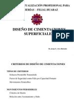 Diseño Cimentaciones Superficiales - Capi 3