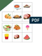 Bingo Food