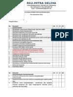 289331602 Form Evaluasi Tenaga Kesehatan Lain