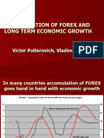 Forex and Growth
