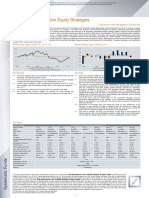 Deutsche Bank Assets Management - Clinton Equity Strategies