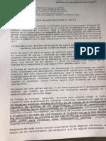 Orden Juzgado de Ejecución de Penas Sobre Caso Enilce López