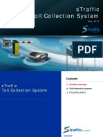 10 STraffic Toll Collection System