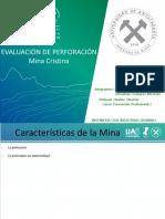 Mina Cristina Check List