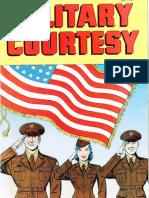 Air Force Courtesy Comic Book (1957)