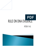 5 Rule on Dna Evidence [Compatibility Mode]