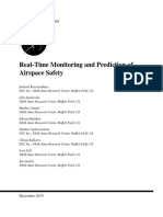 realtime Predictive Modeling for Air Traffic Control Nasa