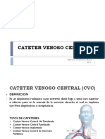 Cateter Venoso Central Power