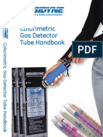 Detector Tube Handbook