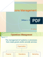 CH01 Operation Management