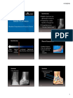 1 Ankle Fractures Handout