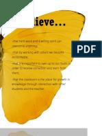 i believe-edu 218 b fridy assgn