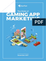 The State of Gaming App Marketing