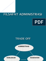FILSAFAT ADMINISTRASI(1)
