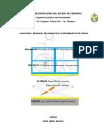 Prototipo Plataforma Elevadora Para Discapacitados 2016-A