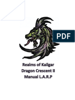 official dragon crescent ii core manual  2018 draft