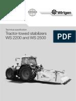Wirtgen WS 2200