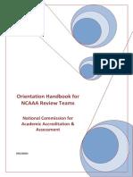 D6 Orientation Handbook V8 Jan2014