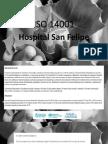 ISO 14001 aplicada en el HGSF
