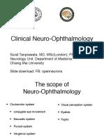 Neuro-ophthalmology_Third Year Student_2018