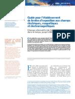 Guide pour l'établissement de limites d'exposition aux champs électriques, magnétiques et électromagnétiques.pdf