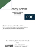 Community Dynamics_KELOMPOK 5