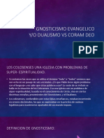 5 GNOSTICISMO EVANGELICO.pptx