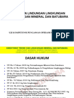 (POM 2017) Peraturan Lingkungan