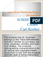 Agricultural Marketing Project