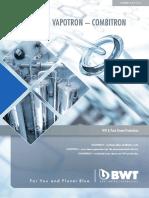 PharmaBiotech Multitron Vapotron Combitron en-2015