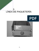 Tema 03 Linea de Paqueteria