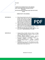 SK revisi Struktur Organisasi.doc