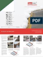 Brochure HeatLink SnowMelt