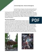 Seminarski Rad - Deterioration and Conservation
