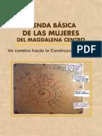 Agenda Básica de Mujeres Magdalena Centro