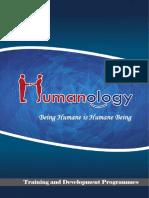 Humanology Handbook