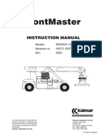 Instruction Manual 45572-73 (Kalmar 1)