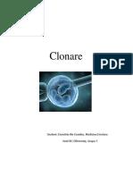 96055105-Clonarea-referat