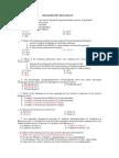 Biochemistry Answer Key-BLUE PACOP