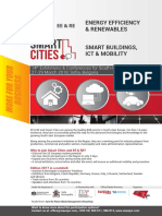 South-East European Exhibition and Conferences on Energy Efficiency and Renewable Energy (EE & RE) and Smart Cities 2018 Brochure